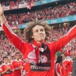 Arsenal's David Luiz