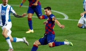 FC Barcelona vs Espanyol, Match details, T.V