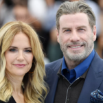 John Travolta's wife, Kelly Preston