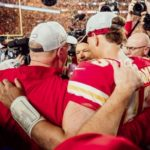 Kansas City Chiefs defeated the 49ers and rewarded Patrick Mahomes II