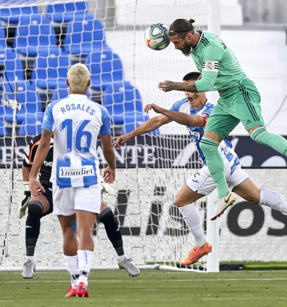Leganes vs. Real Madrid; La Liga Champions put down Los Pepinneros