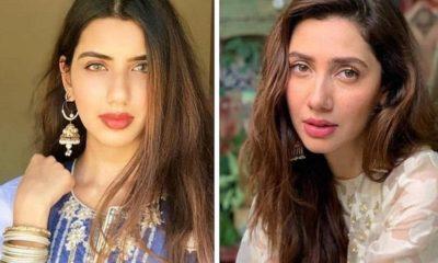 Mahira Khan's perfect lookalikes