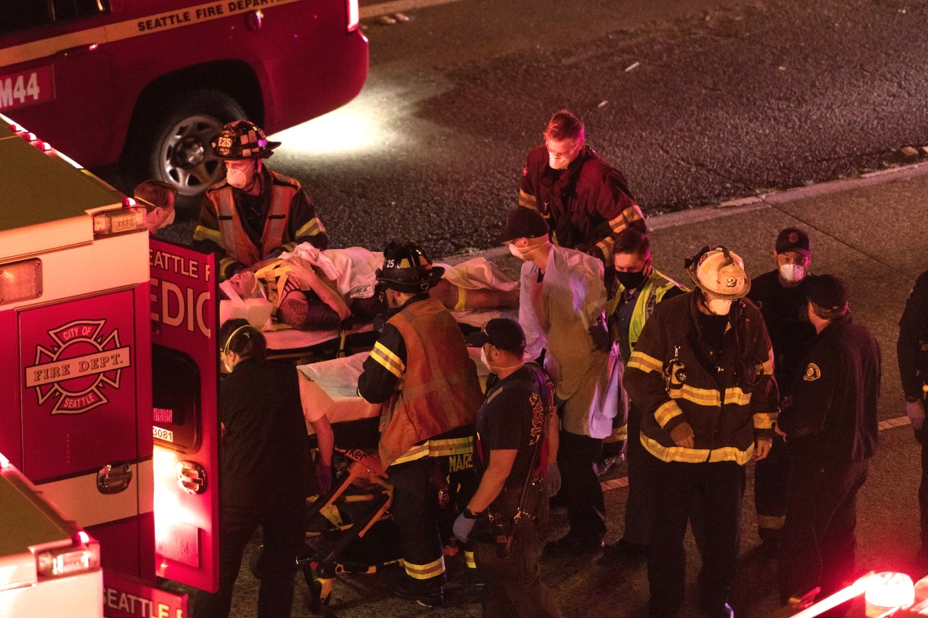 Incident at Seattle