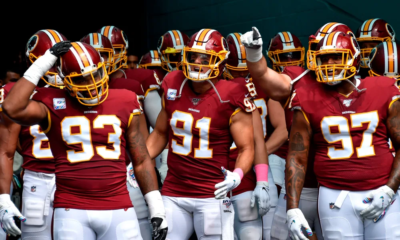 WASHINGTON REDSKINS SEXUAL HARASSMENT
