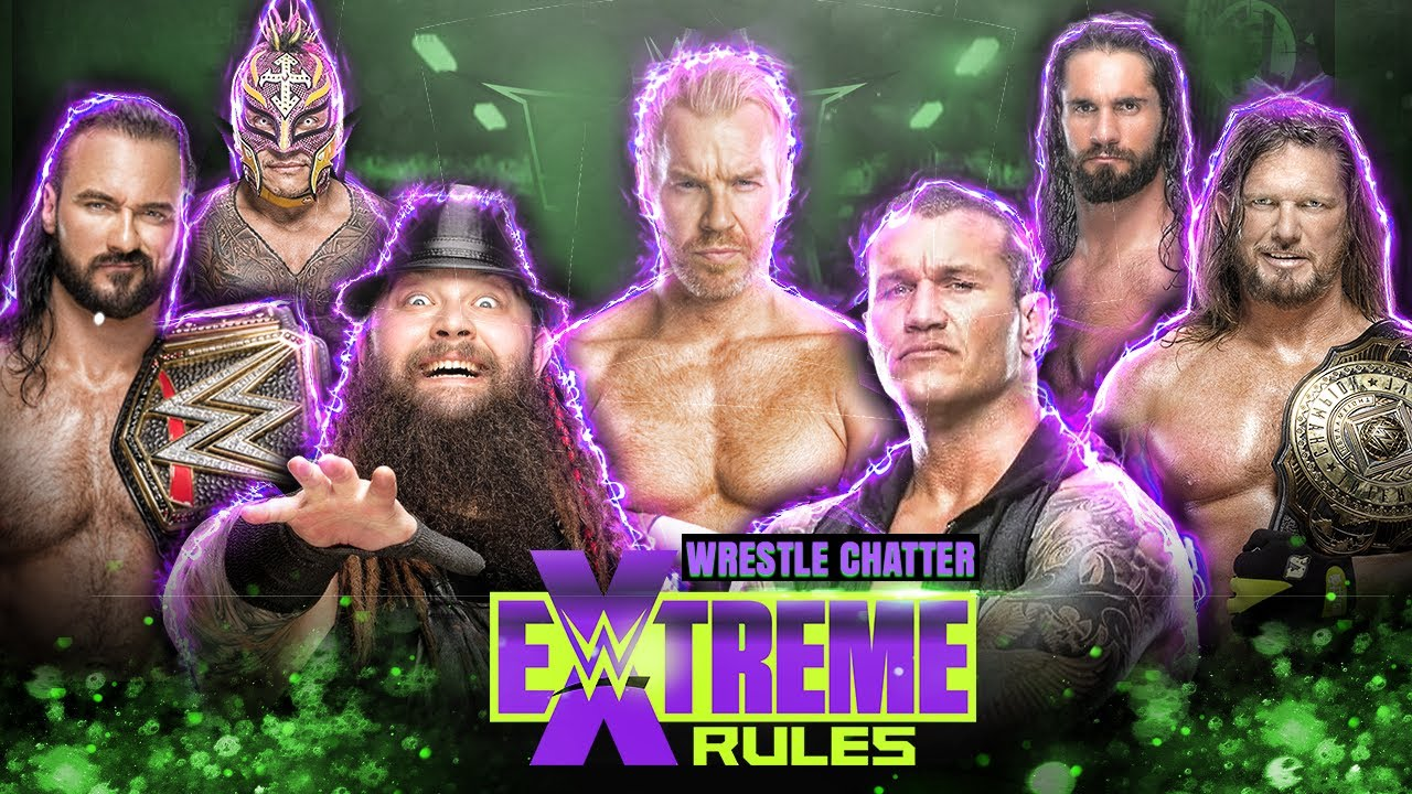 WWE'S 'THE HORROR SHOW AT EXTREME RULES