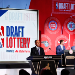 2020 NBA Draft Lottery Results