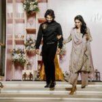 Allu Arjun and his wife Sneha's pics