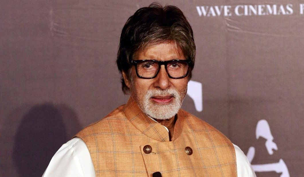 Amitabh Bachchan calls home quarantine