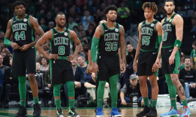BOSTON CELTICS; THREE POINTS