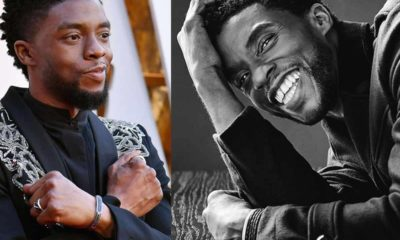 Chadwick Boseman, 'Black Panther' star died