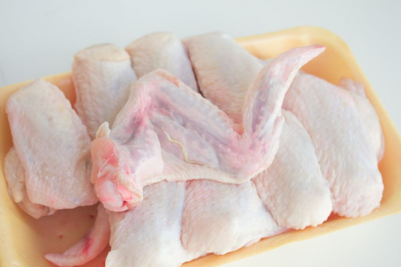 Chicken wings shipped in china from brazil tests Positive for COVID-19