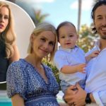 Claire Holt shares adorable photographs with baby