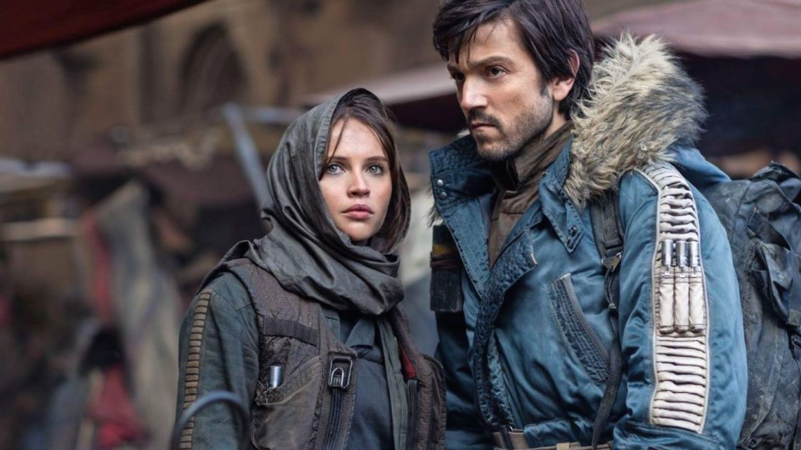 """DISNEY+ """"ROGUE ONE"""" SPIN-OFF SERIES"""