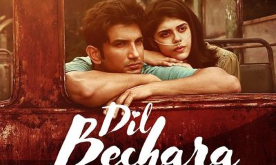 Dil Bechara Movie leaked by TamilRockers