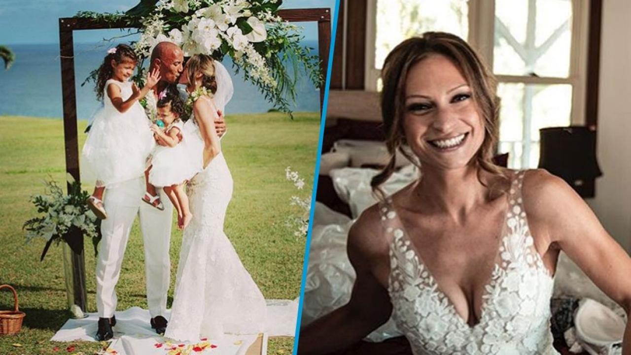 Dwayne Johnson's wife, Lauren Hashian celebrates first wedding anniversary