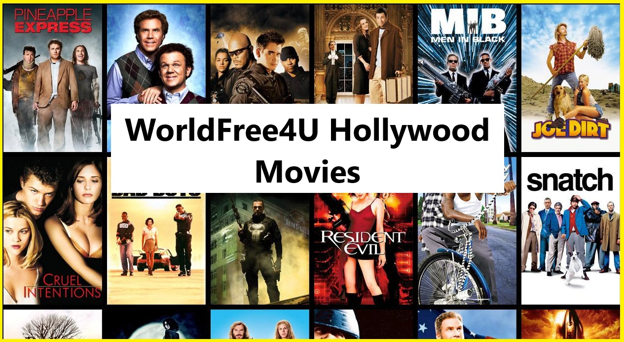 WORLDFREE4U HOLLYWOOD MOVIES