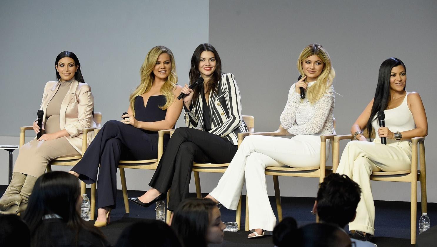 Kar-Jenner Family music video cameos