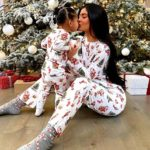 Kylie Jenner's matching outfits with daughter