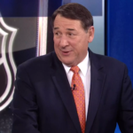 NBC's Mike Milbury has been under heavy criticism