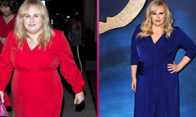 Rebel Wilson shows off major weight loss journey