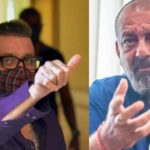 Sanjay Dutt sadly diagnosed with Lung cancer