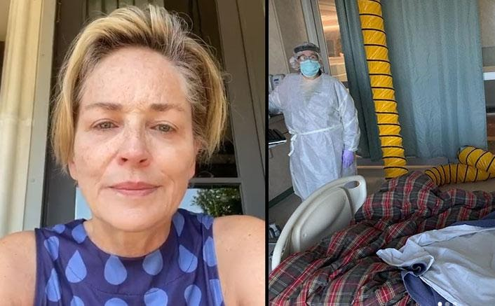 Sharon Stone shares her sister's battle with Covid-19