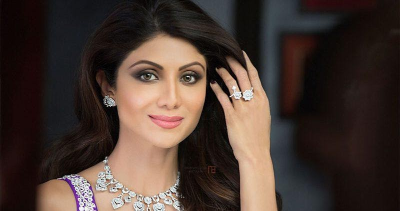 Shilpa Shetty's fashion game