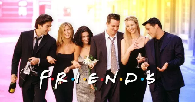 The Highly Awaited 'Friends'