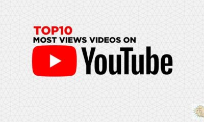 The Most Viewed YouTube Videos of all time