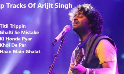 Top Tracks of Arijit Singh
