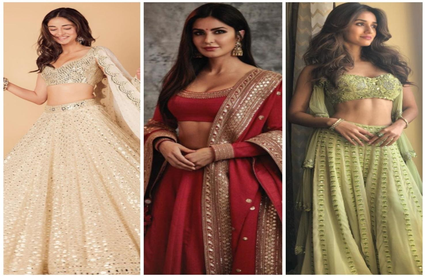 our favorite actresses slaying glamorous Lehenga