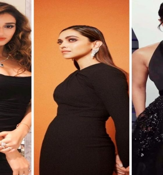 Bollywood actresses slaying these black outfits