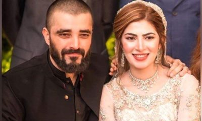 Hamza Ali Abbasi and Naimal Khawar blessed with their first child