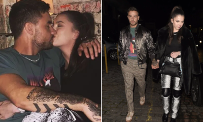 Liam Payne and Maya Henry are engaged