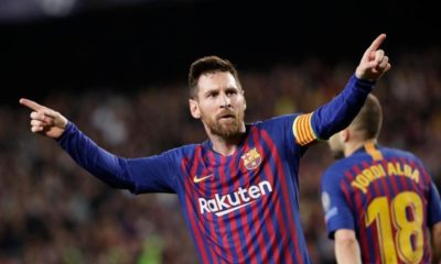 Lionel Messi decided to leave the football Club