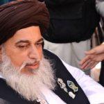 Khadim Hussain Rizvi has passed away in Lahore