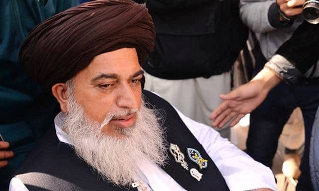 Khadim Hussain Rizvi has passed away in Lahore