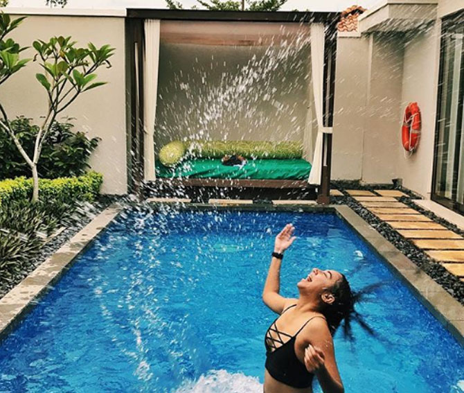Prajakta Koli Or Mithila Palkar; Who Looks hot In Bikini 2