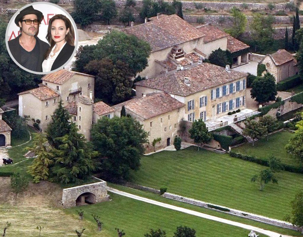 Brad Pitt real estate