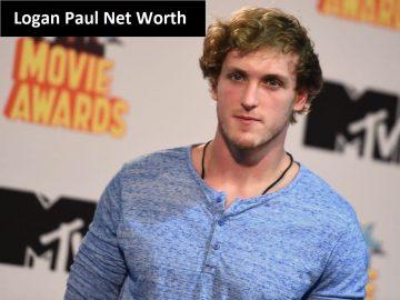 LOGAN PAUL NET WORT